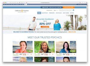 California Psychics and online psychics
