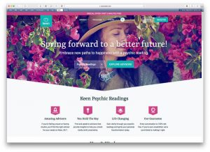 Keen phone psychics and online psychics