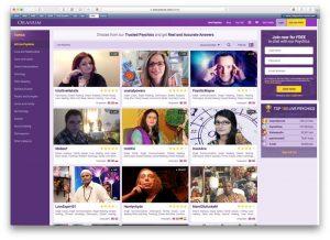 Oranum phone psychics and online psychics