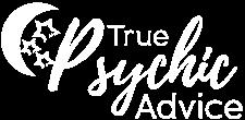 True Psychic Advice Logo White